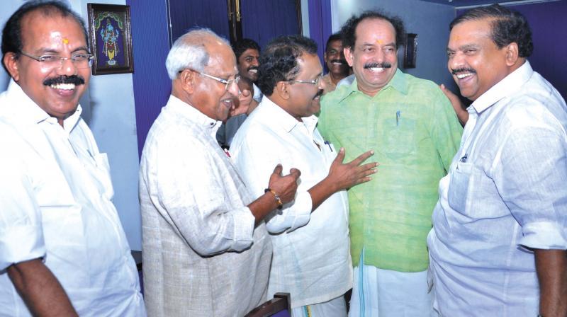 മെഡിക്കല് കോളേജ് അഴിമതി; ആരോപണ പ്രത്യാരോപണങ്ങളുമായി ബി ജെ പി നേതാക്കള്