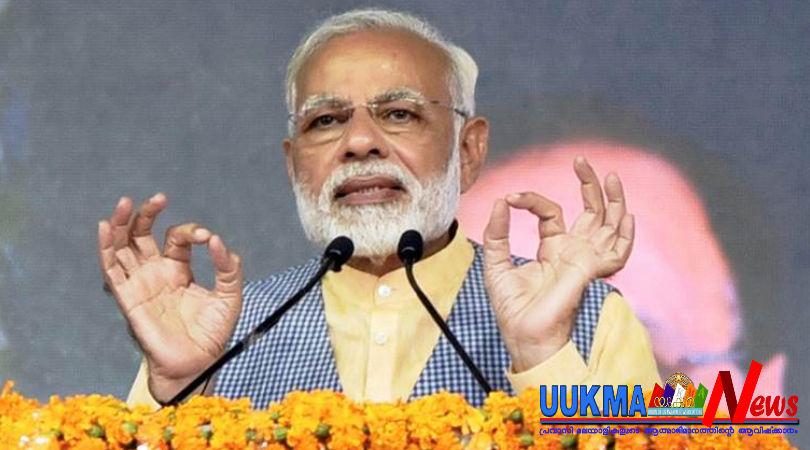 ഡിജിറ്റൽ ഇന്ത്യ ഇടനിലക്കാരെ ഒഴിവാക്കി;സബ്സിഡിയിൽ 65,000 കോടി ലാഭം: മോദി