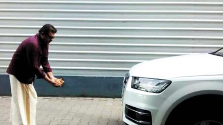 വാഹനനികുതി വെട്ടിപ്പ് കേസ്: സുരേഷ് ഗോപിയുടെ അറസ്റ്റ് മൂന്നാഴ്ചത്തേക്ക് തടഞ്ഞു