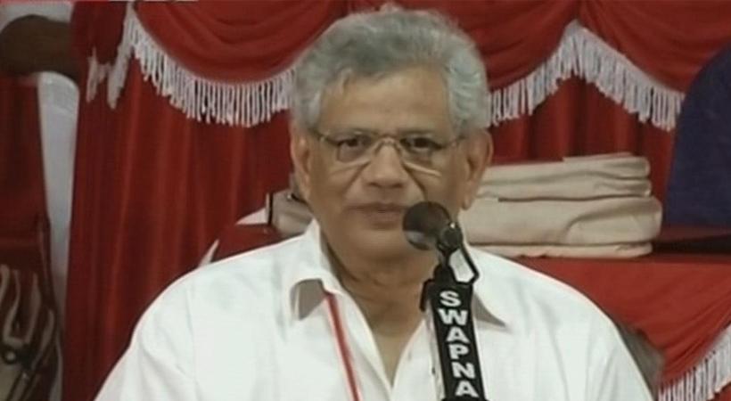അക്രമരാഷ്ട്രീയം സിപിഐഎമ്മിന്റെ നയമല്ല: സീതാറാം യെച്ചൂരി