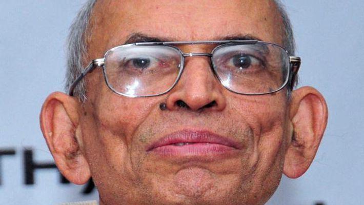 ഗാഡ്ഗില് റിപ്പോര്ട്ട് നടപ്പാക്കിയിരുന്നെങ്കില് പ്രകൃതിക്ഷോഭത്തിന്റെ തീവ്രത കുറയുമായിരുന്നു: മാധവ് ഗാഡ്ഗില്