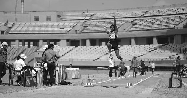 ദേശീയ ജൂനിയർ അത്ലറ്റിക് മീറ്റ്: ആൻസി സോജനും നിർമ്മൽ സാബുവിനും സ്വർണ്ണം