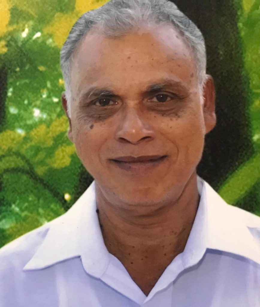 ഇന്ത്യൻ ഓവർസീസ് കോൺഗ്രസ്സ് കേരളാ ചാപ്റ്റർ ഈസ്റ്റ് ലണ്ടൻ കോർഡിനേറ്റർ സന്തോഷ് ബെഞ്ചമിന്റെ പിതാവ് നിര്യാതനായി