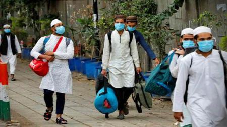 തബ്ലീഗ് സമ്മേളനം: 82 വിദേശപൗരൻമാർക്കെതിരെ കുറ്റപത്രം സമർപ്പിച്ചു