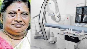 <b>ആൻജിയോഗ്രാം ഉപകരണം ഹൃദയ വാൽവിൽ തറഞ്ഞുകയറി വീട്ടമ്മ മരിച്ചു</b>