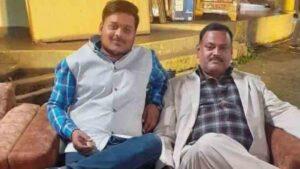 <b>വികാസ് ദുബെയുടെ വലംകൈ അമർ ദുബെ എൻകൗണ്ടറിൽ കൊല്ലെപ്പട്ടു</b>