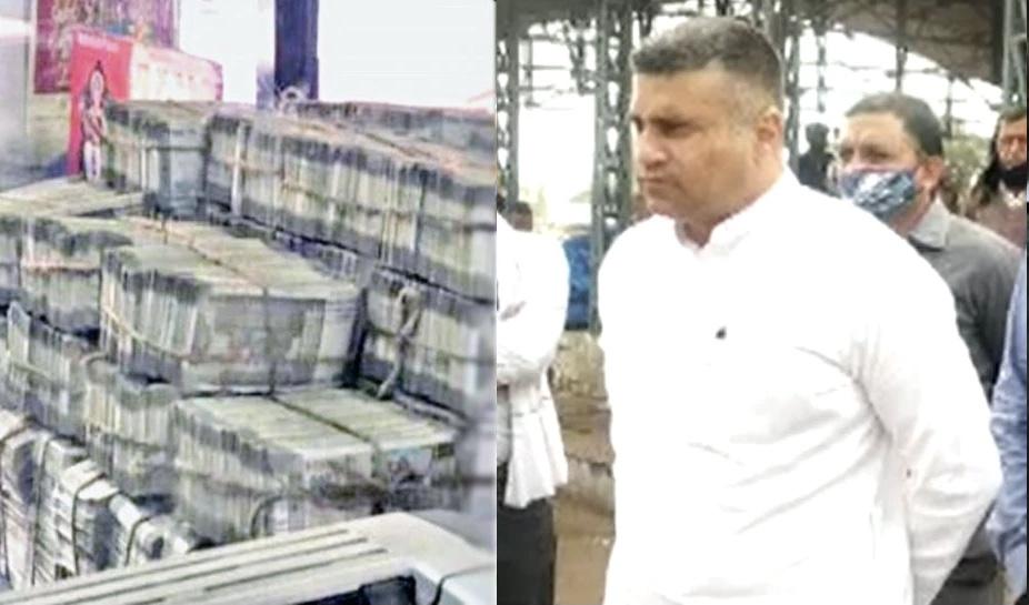 മധ്യപ്രദേശിൽ കോൺഗ്രസ് എം.എൽ.എയുടെ സ്ഥാപനങ്ങളിൽനിന്ന് 450 കോടി രൂപ പിടിച്ചെടുത്തു