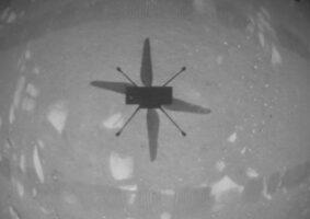 <b>'ഇൻജെന്യൂയിറ്റി' പറക്കൽ; അമേരിക്കയുടെ ചൊവ്വ ദൗത്യത്തിന് പുതു ചരിത്രം</b>