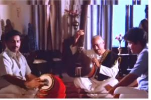 <b>മൃദംഗവാദകനെ ഇത്ര നന്നായി അഭിനയിപ്പിച്ചോ?' ചിത്രം കണ്ട ഇളയരാജ ചോദിച്ചതായി പ്രിയദർശൻ</b>