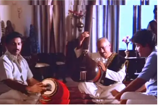 മൃദംഗവാദകനെ ഇത്ര നന്നായി അഭിനയിപ്പിച്ചോ?' ചിത്രം കണ്ട ഇളയരാജ ചോദിച്ചതായി പ്രിയദർശൻ
